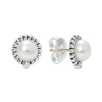Lagos_Sterling_Silver_Freshwater_Cultured_Pearl_and_Diamond_Luna_Earrings