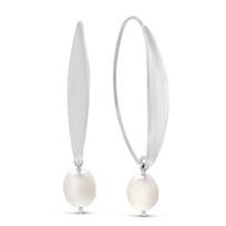 Sterling_Silver_White_Freshwater_Cultured_Pearl_Hoop_Earrings