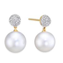 Marco_Bicego_18K_Yellow_Gold_Africa_Collection_Cultured_Pearl_&_Diamond_Earrings