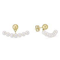 14K_Yellow_Gold_Ball_Earrings_with_Removable_Cultured_Pearl_Row_Drop