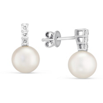14K_White_Gold_White_Freshwater_Cultured_Pearl_and_Diamond_Post_Earrings