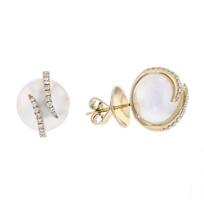 tara_14k_yellow_gold_white_south_sea_cultured_pearl_&_diamond_crossover_post_earrings