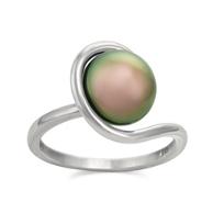 14K_White_Gold_9x10mm_Black_Tahitian_Cultured_Pearl_Swirl_Ring