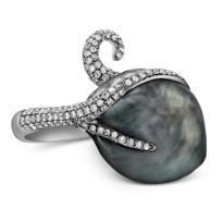 Tara_18K_White_Gold_Baroque_Tahitian_Cultured_Pearl_and_Diamond_Ring