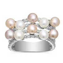 Sterling_Silver_Pastel_Freshwater_Cultured_Pearl_Four_Row_Ring