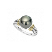 lagos_sterling_silver_&_18k_yellow_gold_black_freshwater_cultured_pearl_small_luna_ring
