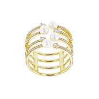 14k_yellow_gold_white_freshwater_cultured_pearl_&_diamond_cuff_ring