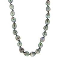 "tara_sterling_silver_black_tahitian_cultured_baroque_pearl_strand,_16"""