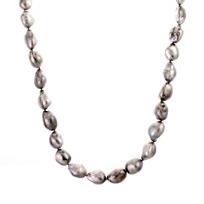 "tara_pearls_endless_black_tahitian_south_sea_baroque_cultured_pearl_strand,_33"""