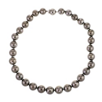 "tara_18k_white_gold_black_tahitian_south_sea_cultured_pearl_&_diamond_strand,_17"""