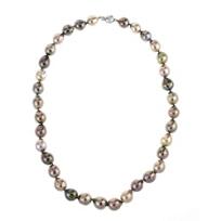 "tara_18k_white_gold_black_tahitian_south_sea_baroque_cultured_pearl_strand,_18"""