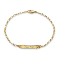 "Monica_Rich_Kosann_18K_Yellow_Gold_Snake_""Never_Fear""_Posey_Bracelet"