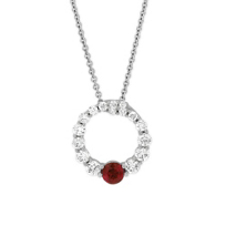 14K_White_Gold_Diamond_and_Ruby_Circle_Pendant