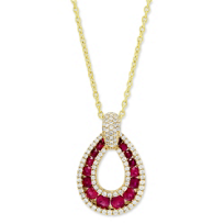 14K_Yellow_Gold_Ruby_and_Diamond_Drop_Pendant