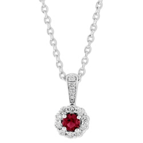 14K_White_Gold_Ruby_and_Diamond_Halo_Pendant