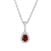 14K_White_Gold_Pear_Shape_Ruby_and_Round_Diamond_Halo_Pendant