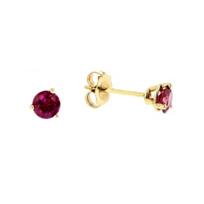 14K_Ruby_Stud_Earrings