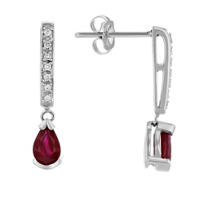 14k_white_gold_pear_shaped_ruby_and_diamond_drop_earrings