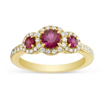 14K_Yellow_Gold_3_Stone_Ruby_and_Diamond_Ring