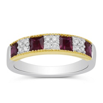 18K_Yellow_&_White_Gold_Ruby_and_Diamond_Ring