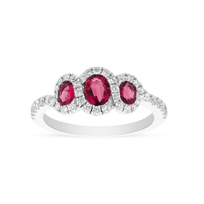 14k_white_gold_ruby_3_stone_ring_with_diamond_halo_&_shank