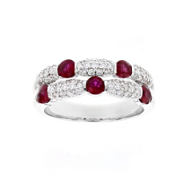 14k_white_gold_round_ruby_&_diamond_2_row_station_ring