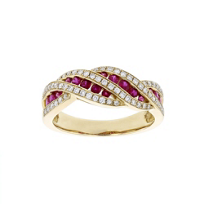 14k_yellow_gold_ruby_&_diamond_swirl_band