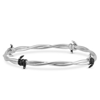 Stephen_Webster_Sterling_Silver_&_Black_Rhodium_Black_Sapphire_and_Diamond_Bracelet