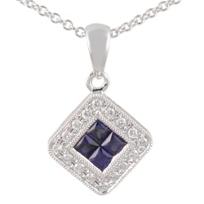 14K_Sapphire_and_Diamond_Pendant