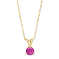 14K_Yellow_Gold_Round_Pink_Sapphire_Pendant,_5mm