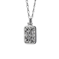 Monica_Rich_Kosann_Sterling_Silver_Rectangular_Gate_Locket_Necklace