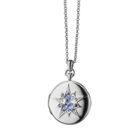 Monica_Rich_Kosann_Sterling_Silver_Round_Burst_Sapphire_Locket