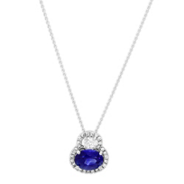 14K_White_Gold_Oval_Sapphire_and_Oval_Diamond_Pendant