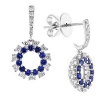 14k_white_gold_round_sapphire_&_diamond_open_circle_crop_earrings