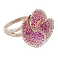 14K_Rose_Gold_Pink_Sapphire_&_Diamond_Swirl_Flower_Ring,_0.44cttw