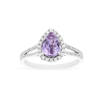 14k_white_gold_pear_shaped_pink_sapphire_&_diamond_halo_ring_with_split_shank