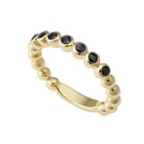 Lagos_18K_Yellow_Gold_Covet_Black_Sapphire_Ring