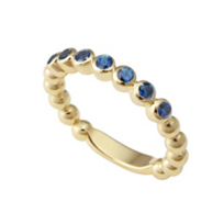 Lagos_18K_Yellow_Gold_Round_Sapphire_Covet_Stack_Ring