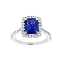 18k_white_gold_emerald_cut_sapphire_&_diamond_frame_ring