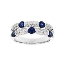 14k_white_gold_round_sapphire_&_diamond_2_row_station_ring