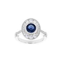 18k_white_gold_round_sapphire_&_diamond_oval_milgrain_halo_ring_