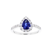 14k_white_gold_pear_shaped_sapphire_&_diamond_halo_ring