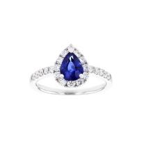 14k_white_gold_pear_shaped_sapphire_&_diamond_halo_ring