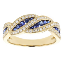 14k_yellow_gold_sapphire_&_diamond_swirl_band