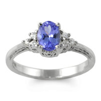 14K_Tanzanite_and_Diamond_Ring