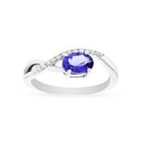 14k_white_gold_oval_tanzanite_&_diamond_twist_ring