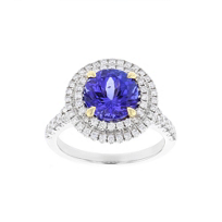 18k_white_gold_round_tanzanite_ring_with_diamond_double_halo_&_shank