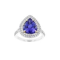 18k_white_gold_pear_shaped_tanzanite_ring_with_diamond_double_halo_&_shank