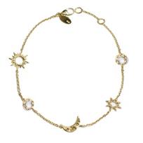 Anzie_14K_Yellow_Gold_Aztec_Celestial_Charm_Bracelet