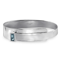 Sterling_Silver_Emerald_Cut_Blue_Topaz_Fifth_Avenue_Slide_Bangle_Bracelet
